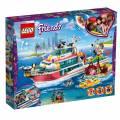 LEGO® Friends Boot für Rettungsaktionen 908 Teile 41381