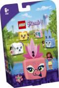 LEGO® Friends Magische Würfel Olivias Flamingo-Würfel 41 Teile 41662