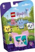 LEGO® Friends Magische Würfel Stephanies Katzen-Würfel 46 Teile 41665