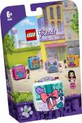 LEGO® Friends Magische Würfel Emmas Mode-Würfel 58 Teile 41668