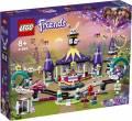 LEGO® Friends Magische Jahrmarktachterbahn 974 Teile 41685