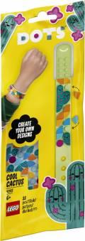 LEGO® DOTS Kaktus Armband 33 Teile 41922