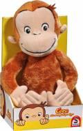 Schmidt Spiele Plüsch Stofftier Coco der neugierige Affe Coco 26 cm 42740