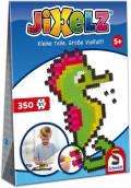 350 Teile Schmidt Spiele Kinder JiXelz Seepferdchen 46109