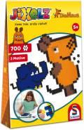 700 Teile Schmidt Spiele Kinder JiXelz Die Maus 2 Motive 46112