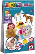 1500 Teile Schmidt Spiele Kinder JiXelz Bibi & Tina 4 Motive / 1 XXL 46116