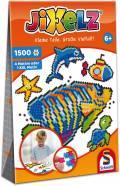 1500 Teile Schmidt Spiele Kinder JiXelz Unterwasserwelt 4 Motive / 1 XXL 46117