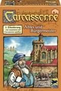 Hans im Glück Carcassonne 5. Erweiterung Abtei und Bürgermeister 48177
