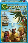 Hans im Glück Familienspiel Strategiespiel Carcassonne Südsee 48236