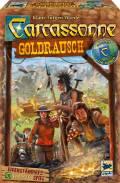 Hans im Glück Familienspiel Strategiespiel Carcassonne Goldrausch 48244