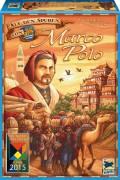 Hans im Glück Familienspiel Strategiespiel Auf den Spuren von Marco Polo HIGD1004