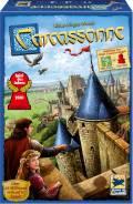 Hans im Glück Familienspiel Strategiespiel Carcassonne HIGD0100