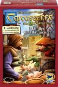 Hans im Glück Carcassonne 2. Erweiterung Händler und Baumeister HIGD0102