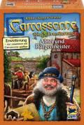 Hans im Glück Carcassonne 5. Erweiterung Abtei und Bürgermeister HIGD0110