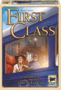 Hans im Glück Familienspiel Strategiespiel First Class 48262