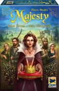 Hans im Glück Familienspiel Strategiespiel Majesty deine Krone - Dein Königreich 48275