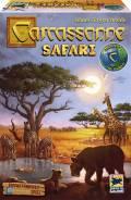 Hans im Glück Familienspiel Strategiespiel Carcassonne Safari HIGD0501