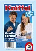 1 Schmidt Spiele Kniffelblock Großformat für 600 Spiele 49070