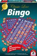 Schmidt Spiele Familienspiel Zuordnungsspiel Bingo 49089