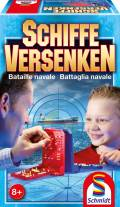 Schmidt Spiele Familienspiel Strategiespiel Schiffe versenken 49092