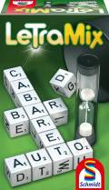 Schmidt Spiele Familienspiel Würfelspiel Letra-Mix 49212