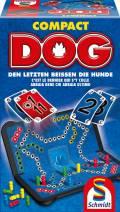 Schmidt Spiele Reisespiel Taktikspiel DOG Compact 49216