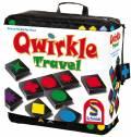 Schmidt Spiele Reisespeil Zuordnungsspiel Qwirkle Travel 49270