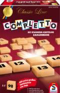 Schmidt Spiele Familienspiel Zuordnungsspiel Completto mit großen Spielsteinen 49315