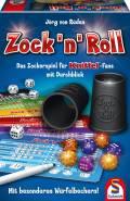 Schmidt Spiele Familienspiel Würfelspiel Zock'n'Roll 49320