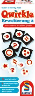 Schmidt Spiele Qwirkle 2. Erweiterung 49322