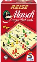 Schmidt Spiele Reisespiel Würfellaufspiel Reise Mensch ärgere Dich nicht 49324