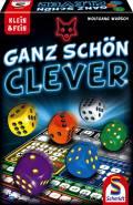 Schmidt Spiele Familienspiel Würfelspiel Ganz schön clever 49340