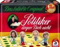 Schmidt Spiele Familienspiel Würfellaufspiel Politiker ärgere Dich nicht 49344