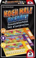 3 Schmidt Spiele Zusatzblöcke Noch Mal! IV, V, VI 49345