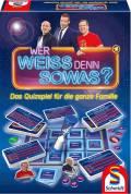 Schmidt Spiele Familienspiel Quizspiel Wer weiss denn sowas ? 49356
