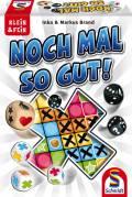Schmidt Spiele Familienspiel Würfelspiel Noch mal so gut! 49365