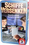 Schmidt Spiele Reisespiel Strategiespiel Schiffe versenken 51205