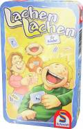 Schmidt Spiele Reisespiel Partyspiele Lachen Lachen für Kinder 51209