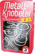 Schmidt Spiele Reisespiel Geschicklichkeitsspiel Metall-Knobelei XXL 51234