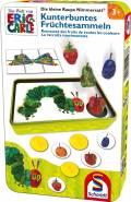Schmidt Spiele Reisespiel Merkspiel Kunterbuntes Früchtesammeln Die kleine Raupe Nimmersatt 51237