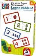Schmidt Spiele Reisespiel Rechenspiel Lerne zählen! Die kleine Raupe Nimmersatt 51238