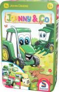 Schmidt Spiele Reisespiel Merk- und Suchspiel Johnny & Co. John Deere 51264
