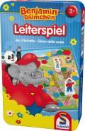 Schmidt Spiele Reisespiel Wettlaufspiel Leiterspiel Benjamin Blümchen 51280