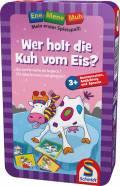 Schmidt Spiele Ene Mene Muh Konzentrationsspiel Wer holt die Kuh vom Eis? 51292