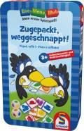 Schmidt Spiele Ene Mene Muh Konzentrationsspiel Zugepackt weggeschnappt! 51293