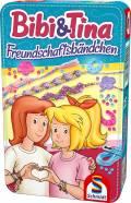 Schmidt Spiele Reisespiel Beschäftigungsspiel Freundschaftsbändchen Bibi & Tina 51404