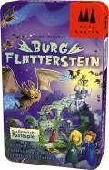 Drei Magier Reisespiel Wettlaufspiel Burg Flatterstein 51412