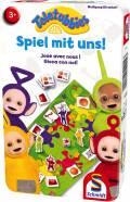 Schmidt Spiele Reisespiel Würfelspiel Teletubbies Spiel mit uns! 51414