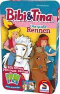 Schmidt Spiele Reisespiel Wettlaufspiel Das große Rennen Bibi & Tina 51417