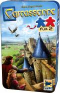 Hans im Glück Reisespiel Strategiespiel Carcassonne Für 2 51420